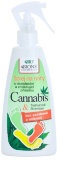 Bione Cosmetics Cannabis spray do nóg
