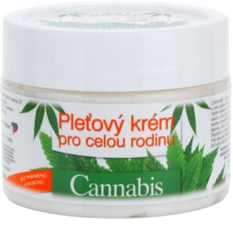 Bione Cosmetics Cannabis Ihovoide Kaiken Ikäisille