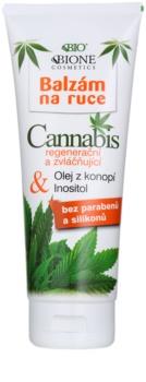 Bione Cosmetics Cannabis baume régénérant et émollient mains