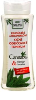 Bione Cosmetics Cannabis Lindrende øjenmakeupfjerner