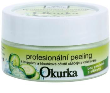 Bione Cosmetics Care hloubkově čisticí peeling