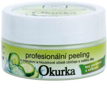Bione Cosmetics Care peeling curatare profunda