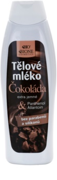 Bione Cosmetics Chocolate ekstra nježno mlijeko za tijelo