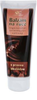 Bione Cosmetics Chocolate αναγεννητικό βάλσαμο για τα χέρια