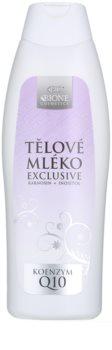 Bione Cosmetics Exclusive Q10 loção hidratante e emoliente  para o corpo