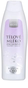Bione Cosmetics Exclusive Q10 weichmachende, feuchtigkeitsspendende Körpermilch