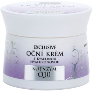 Bione Cosmetics Exclusive Q10 Eye Cream with Hyaluronic Acid