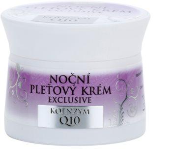 Bione Cosmetics Exclusive Q10 ночной крем для лица