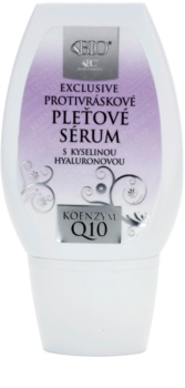 Bione Cosmetics Exclusive Q10 Anti-Wrinkle Serum with Hyaluronic Acid
