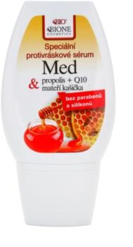 Bione Cosmetics Honey + Q10 Speciale Anti-Rimpel Serum