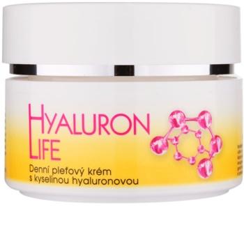 Bione Cosmetics Hyaluron Life Dagcrème voor het Gezicht  met Hyaluronzuur