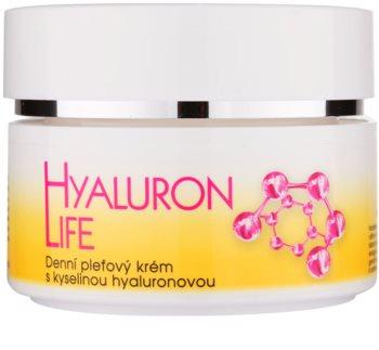 Bione Cosmetics Hyaluron Life krem na dzień do twarzy z kwasem hialuronowym