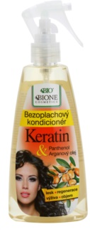 Bione Cosmetics Keratin Argan ausspülfreier Conditioner im Spray