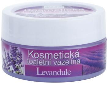 Bione Cosmetics Lavender kosmetická vazelína s levandulí