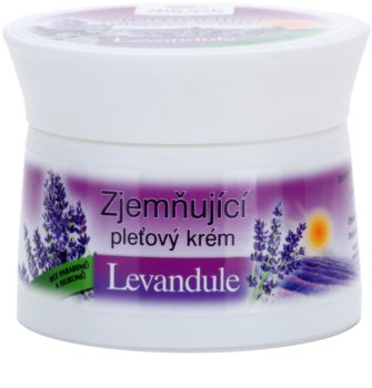 Bione Cosmetics Lavender Blødgørende fugtighedscreme