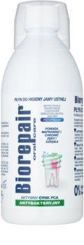 Biorepair Plus вода за уста за подсилване и възстановяване на зъбния емайл