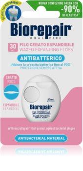 Biorepair Oral Care невощеная зубная нить