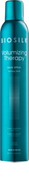Biosilk Volumizing Therapy Hairspray - Strong Hold