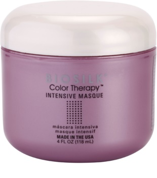 Biosilk Color Therapy máscara intensiva para proteção da cor