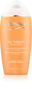 Biotherm Oil Therapy Baume Corps baume corps pour peaux sèches