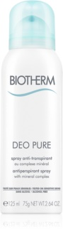 Biotherm Deo Pure Antiperspirant Spray