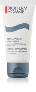 Biotherm Homme Aftershave-balsam til sensitiv hud
