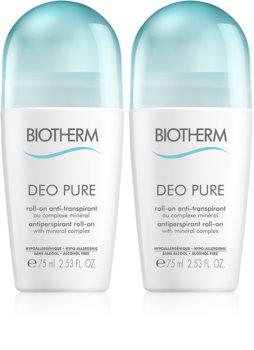 Biotherm Deo Pure Kosmetiikkasetti Naisille