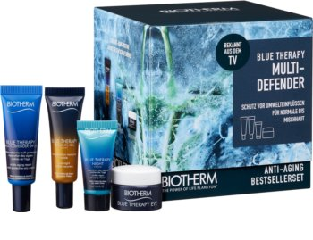Biotherm Blue Therapy Multi Defender SPF25 Cosmetic Set III. (For Regeneration And Skin Renewal) for Women