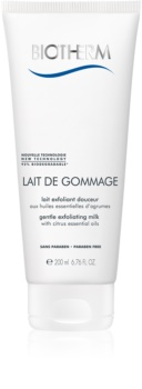Biotherm Lait De Gommage Gentle Exfoliating Milk