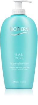 Biotherm Eau Pure Vivifying Perfumed Body Milk
