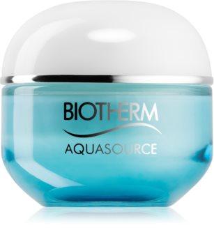 Biotherm Aquasource crème de jour hydratante pour tous types de peau