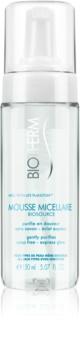 Biotherm Biosource Mousse Micellaire почистваща пяна  за всички типове кожа на лицето