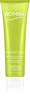 Biotherm PureFect Skin Rensegel til problematisk hud, akne