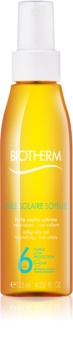 Biotherm Huile Solaire suchy olejek do opalania w sprayu SPF 6