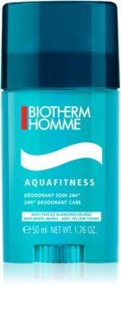 Biotherm Homme Aquafitness desodorizante em stick