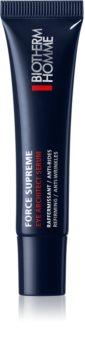 Biotherm Homme Force Supreme серум за стягане на околоочния контур против бръчки