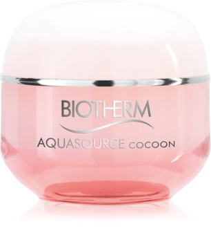 Biotherm Aquasource Cocoon bálsamo hidratante textura gel para pieles normales y secas