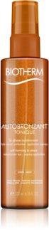 Biotherm Autobronzant Tonique Bi-fasig brun-utan-sol-olja för kropp