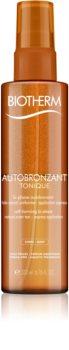 Biotherm Autobronzant Tonique dvousložkový samoopalovací olej na tělo