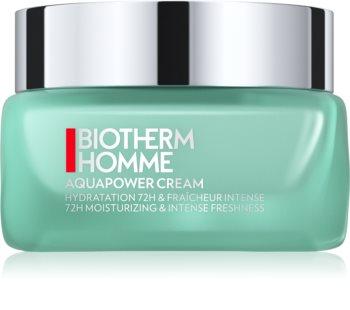 Biotherm Homme Aquapower hydratační gelový krém 72h