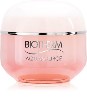 Biotherm Aquasource nährende und feuchtigkeitsspendende Creme für trockene Haut