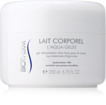 Biotherm Lait Corporel L'Aqua-Gelée δροσερή ενυδατική κρέμα για ευαίσθητο δέρμα