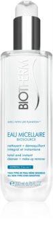 Biotherm Biosource Eau Micellaire micellás víz normál és száraz, érzékeny bőrre minden bőrtípusra, beleértve az érzékeny bőrt is