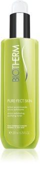 Biotherm PureFect Skin tónico purificante e exfoliante para pele normal a oleosa