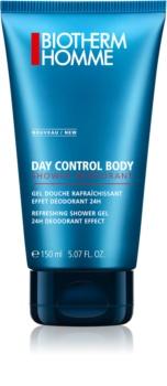 Biotherm Homme Day Control osvježavajući gel za tuširanje