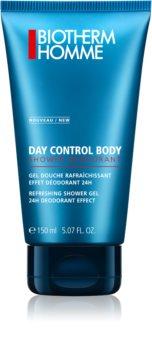Biotherm Homme Day Control Uppfriskande dusch-gel