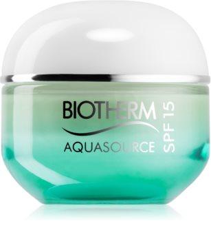 Biotherm Aquasource lahka vlažilna krema za normalno do mešano kožo
