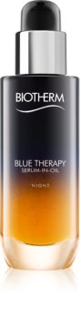 Biotherm Blue Therapy Overnight Visible Recovery Serum Anti-wrinkle