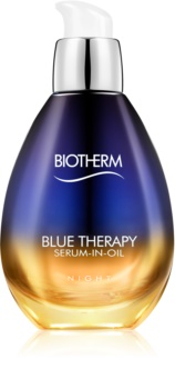 Biotherm Blue Therapy Night Serum with Anti-Wrinkle Effect