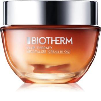Biotherm Blue Therapy Cream-in-Oil výživný obnovující krém pro normální a suchou pleť